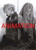 Final Fantasy: Animation by D17rulez