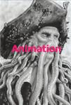 Davy Jones animation