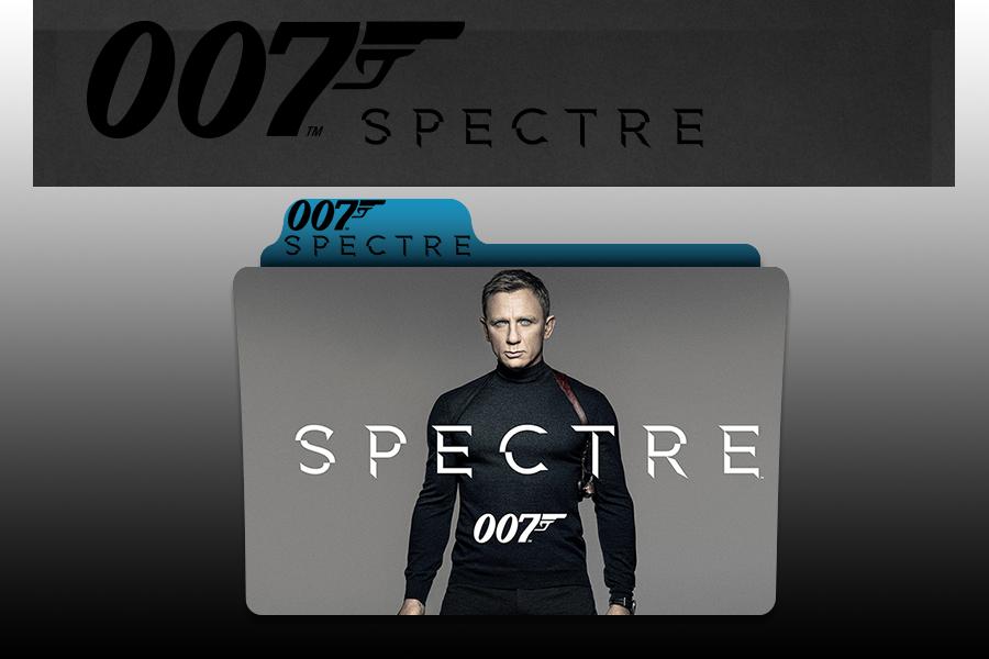 007 Spectre 2015 Movie Folder Icon By Moisismaged On Deviantart