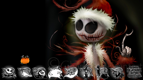 Nightmare Before Christmas PS3 by nebuloso69
