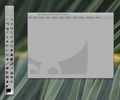 GIMP Icon Theme: DPixel