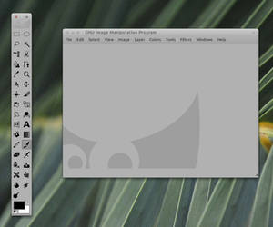 GIMP Icon Theme: DPixel by knozos