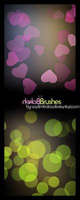Bokeh brush set