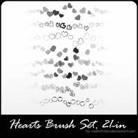 hearts_brush_set by vadimfrolov