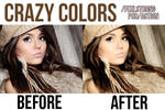 Crazy Colors Psd Action
