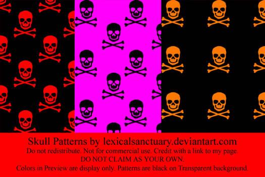 Skulls - Patterns