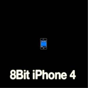 8 Bit iPhone 4