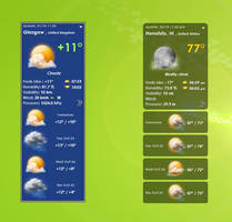 NOVA Weather by xxenium