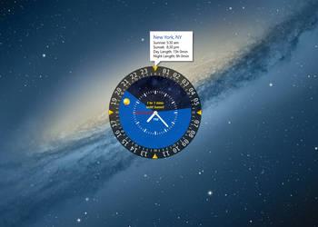 Time and Date on Rainmeter - DeviantArt