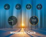 Windows 10 CLOCK (UPDATED 24-APR-2021)