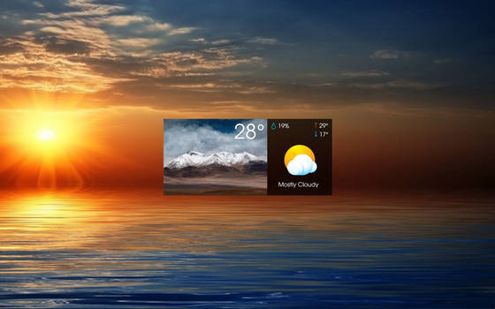 LIVE Weather (UPDATED 18-OCT-2021) by xxenium