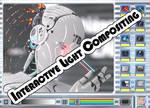 Interactive Robot Lights