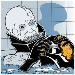 Star Wars PopArt - Vader Wash