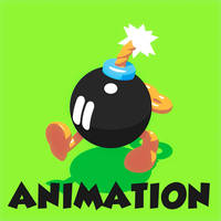3D Cell shaded Bob-Omb