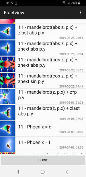 Phoenix Experiments