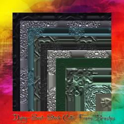 Celtic Frame PS7 Brushes