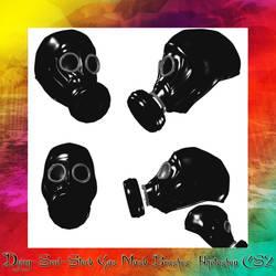 Gas Mask Brushes