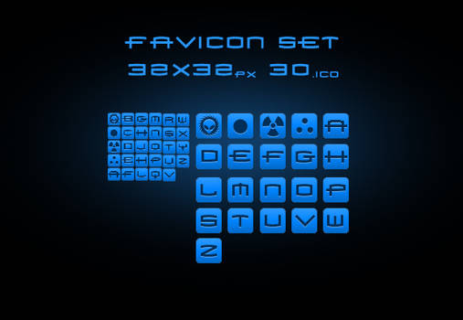 favicon set
