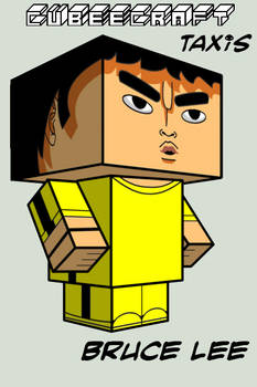 Cubee - Bruce Lee