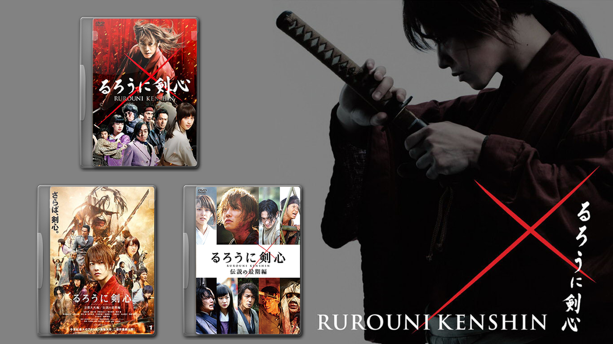 amazoncom customer reviews rurouni kenshin trilogy blu