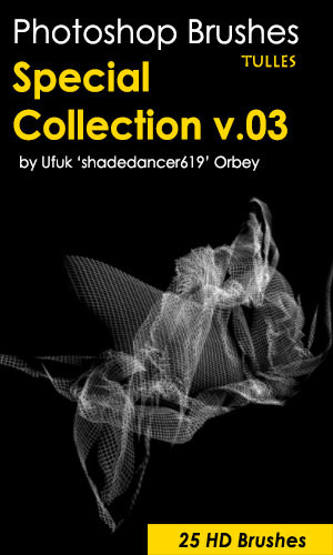 Shades SpecialCollection v.03 HD Photoshop Brushes