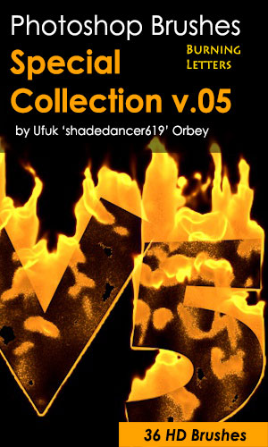 Shades SpecialCollection v.05 HD Photoshop Brushes