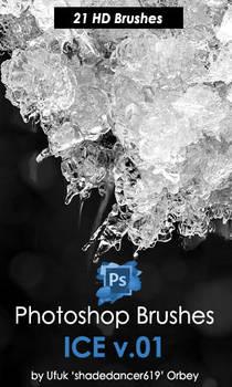 Photoshop Brushes ICE