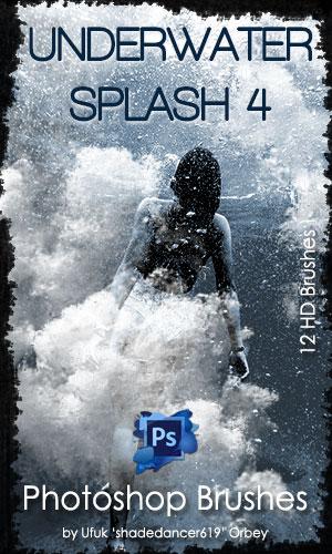 Shades Underwater Brushes 04 by shadedancer619