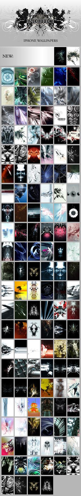 EE iPhone Wallpaper Pack by precurser