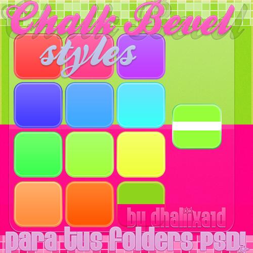 +Chalk Bevel Styles! by Dhaliixa1D