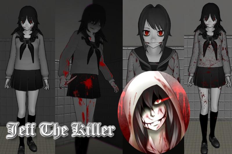 100+ Jeff The Killer Minecraft Skin Girl – yasminroohi