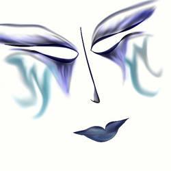 Pantomime Harlequin Make-Up Design