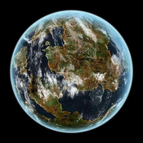 Planet by n0n0nSenSe