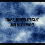 Grass, Mud, Water, Sand, and..