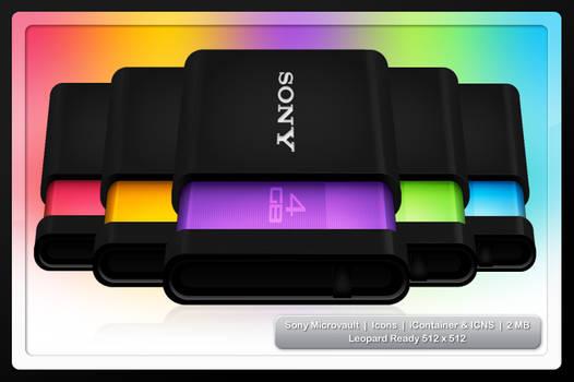 Sony Microvault