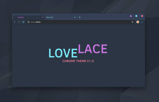 Love Lace for Chrome