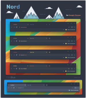 Nord Theme for Chrome V2