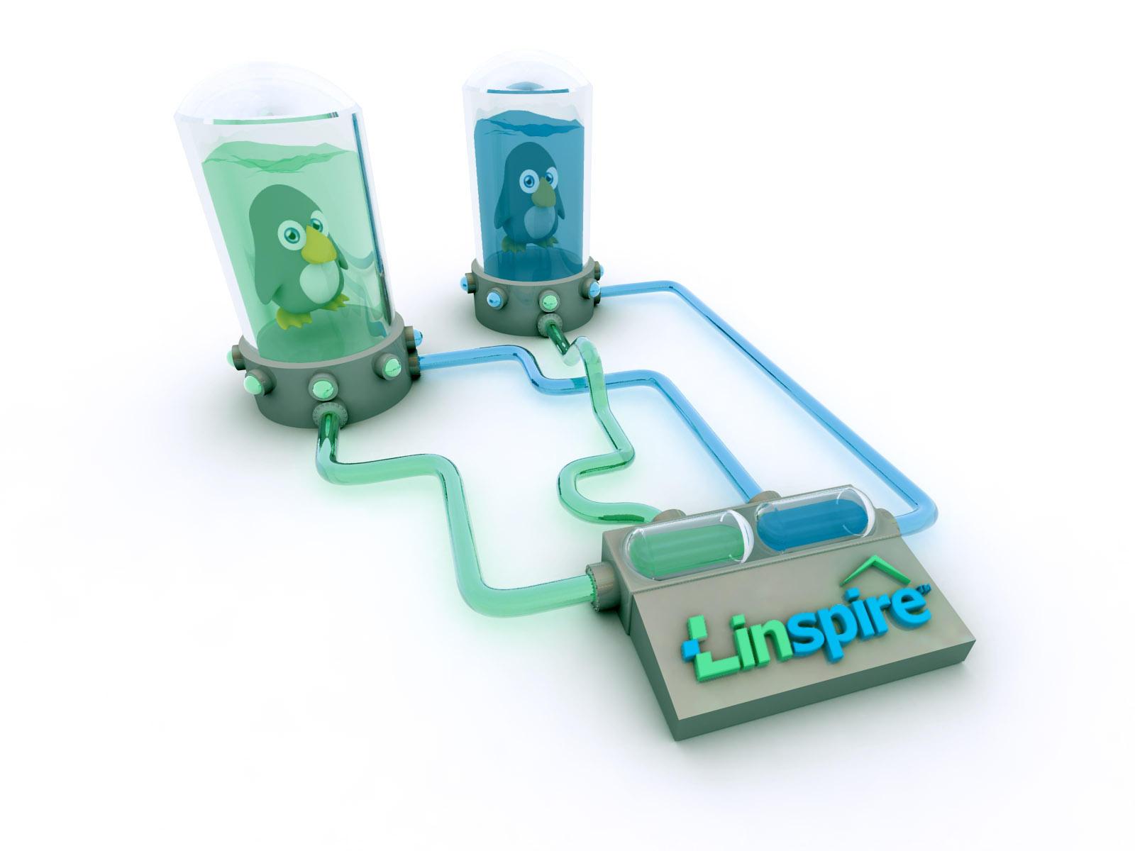 Linspire Is Penguin Juice by smashmethod