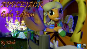 Applejack Gala Edition (SFM/GMod)