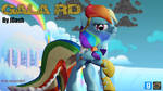 Rainbow Dash Gala Edition (SFM/GMod)