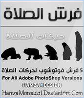 Salate Islamic Brushes by lechham