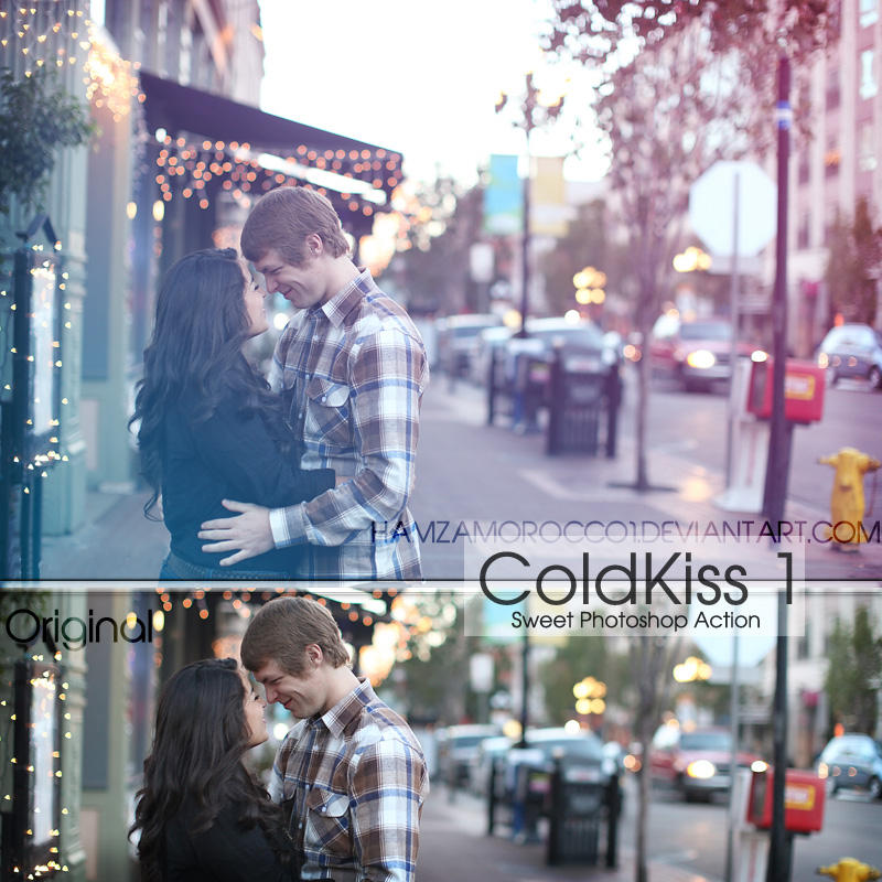 ColdKiss 1 PS Action by HXDes