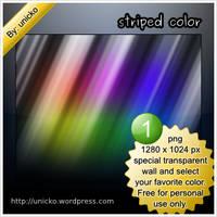 striped color
