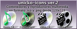 unicko-icons ver.2 by unicko