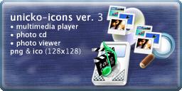 unicko-icons v.3 by unicko