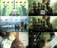 FF:XIII Agito PSP Theme by takebo
