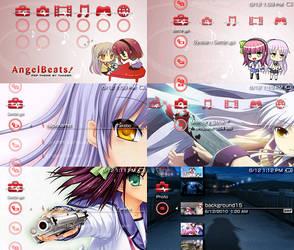 AngelBeats PSP Theme