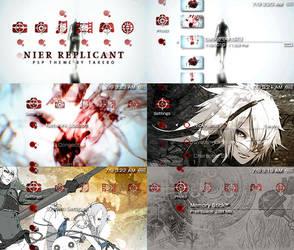 Nier Replicant PSP Theme by takebo