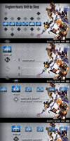Kingdom Hearts: BBS PSP Theme by takebo