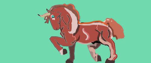 bull stallion for stud: bloodbash